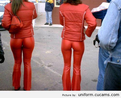 Uniform Party Boobs by uniform.cucams.com